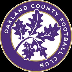 Oakland County FC - Image: Oakland County FC logo