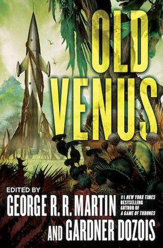Old Venus - First edition cover