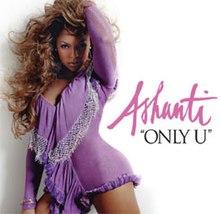 Ashanti — Only U (studio acapella)