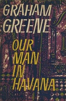 Our Man In Havana (novel) cover.jpg