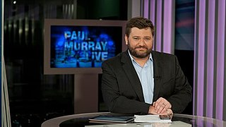 <i>Paul Murray Live</i> television series