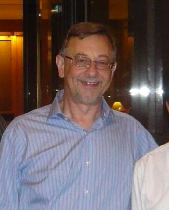 Paul Stephen Allen, 2008 in Taipei, Taiwan