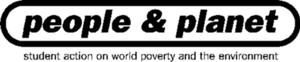 People & Planet - Image: Peopleandplanet logo strapline