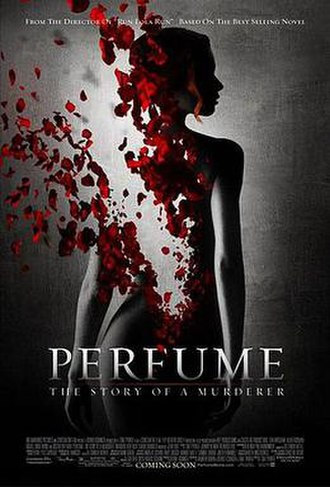 Perfume: The Story of a Murderer (film) - US theatrical release poster