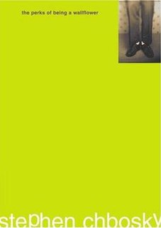 <i>The Perks of Being a Wallflower</i> 1999 novel by Stephen Chbosky