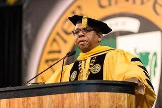 Xavier University of Louisiana - President Verret