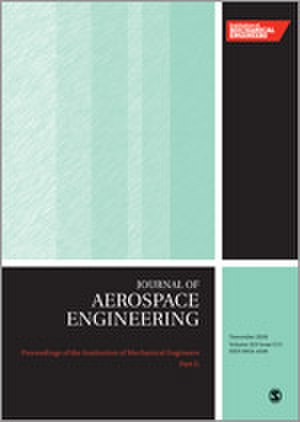 Proceedings of the Institution of Mechanical Engineers, Part G: Journal of Aerospace Engineering - Image: Proceedings of the I Mech E G journal cover