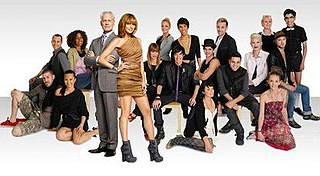 <i>Project Runway</i> (season 8) season of television series