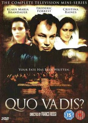 Quo Vadis? (miniseries) - Image: Quo Vadis? (miniseries)