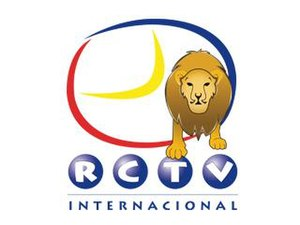 RCTV Internacional's logo from 16 July 2007 to...