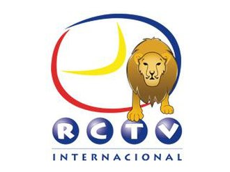 RCTV - RCTV Internacional's logo from 16 July 2007 to 24 January 2010