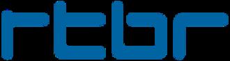 RTBF - RTBF's former logo.