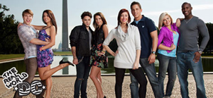 The Real World: D.C. - The cast of The Real World: D.C.
