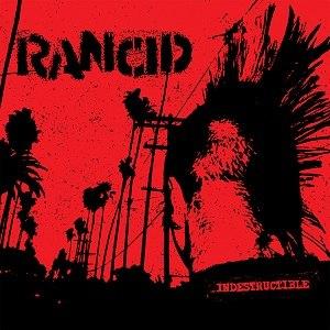 Indestructible (Rancid album) - Image: Rancid Indestructible cover