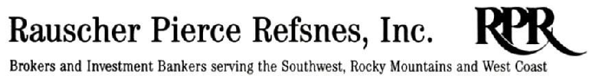 Rauscher Pierce Refsnes logo