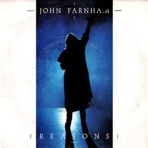 Reasons (John Farnham song) - Image: Reasons by John Farnham