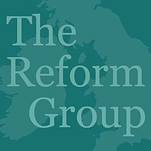 Logo of the Reform Group