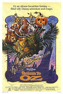 <i>Return to Oz</i> 1985 film directed by Walter Murch