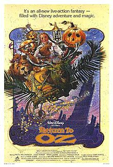 return to oz full movie watch online free