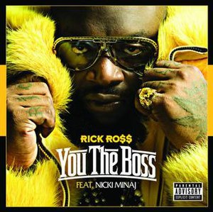 You the Boss - Image: Rick Ross Feat Nicki Minaj You the Boss