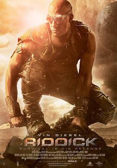 Picture of a movie: Riddick
