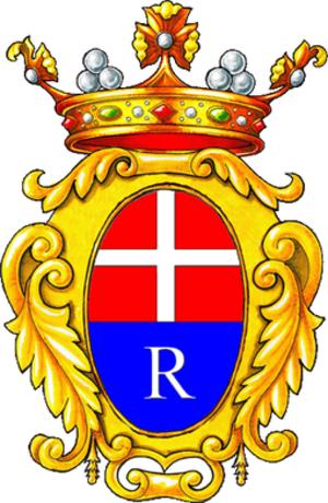 Rivoli, Piedmont - Image: Rivoli Stemma