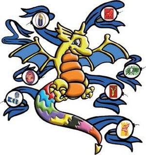 NCAA Season 83 - Rizo, the mascot of the 83rd season of the NCAA.