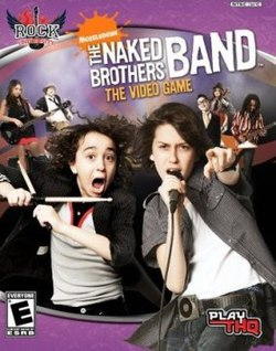 keyboard band Naked brothers