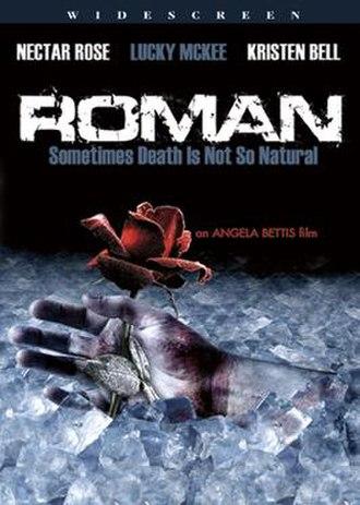 Roman (film) - DVD cover