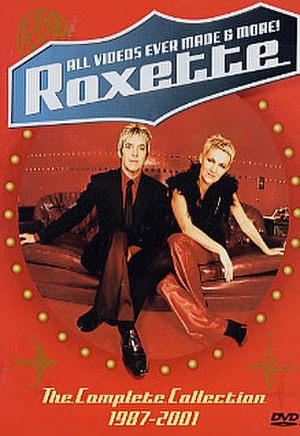 All Videos Ever Made & More! - Image: Roxette All Videos Ever Made & More
