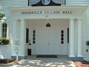 Saugatuck, Michigan -  Saugatuck Village Hall