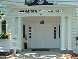 Saugatuck, Michigan -  Saugatuck Village Hall