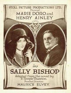 <i>Sally Bishop</i> (1924 film) 1916 film by Lloyd Ingraham