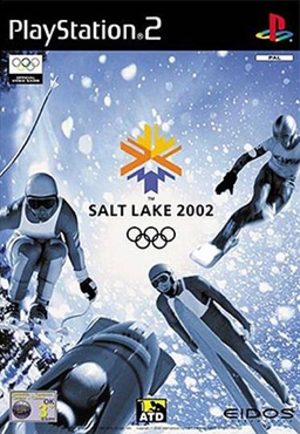 Salt Lake 2002 (video game) - Image: Salt Lake 2002 Coverart