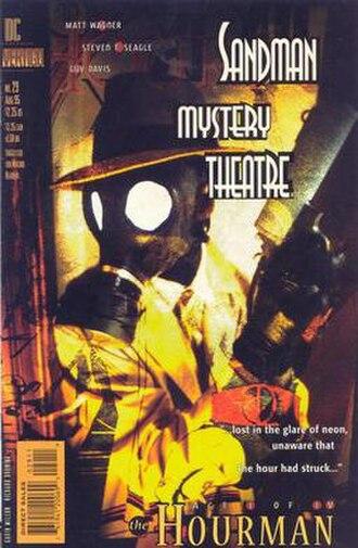 Sandman Mystery Theatre - Image: Sandman Mystery Theatre 29