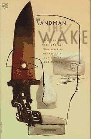 The Sandman: The Wake - Image: Sandman Wake