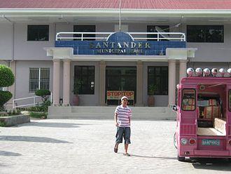 Santander, Cebu - Santander Municipal Hall