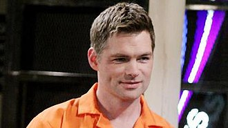Scott Chandler (All My Children) - Daniel Cosgrove as Scott Chandler.