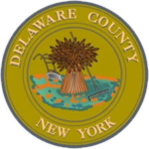 Delaware County, New York - Image: Seal of Delaware County, New York