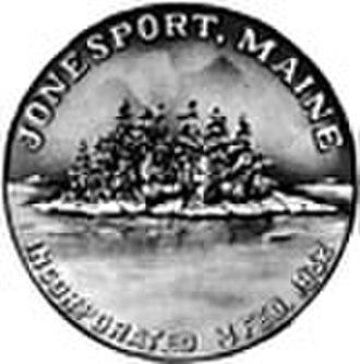 Jonesport, Maine - Image: Seal of Jonesport, Maine