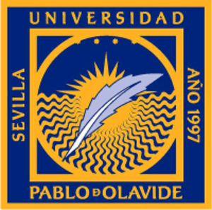 Pablo de Olavide University - Seal of Pablo de Olavide University