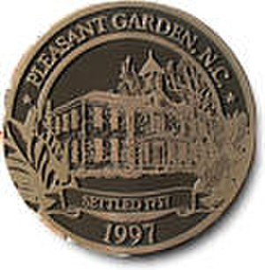 Pleasant Garden, North Carolina - Image: Seal of Pleasant Garden, North Carolina