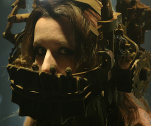 Amanda in the Reverse Bear Trap