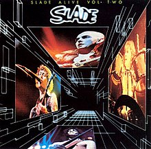 Slade - Slade Alive, Vol. 2 album cover.jpg