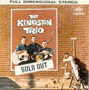 Sold Out (The Kingston Trio album) - Image: Soldoutkingstontrio