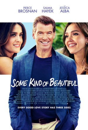 Some Kind of Beautiful - Theatrical release poster