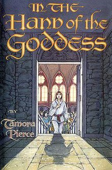 Song of the Lioness - In the Hand of the Goddess - Cover.jpg