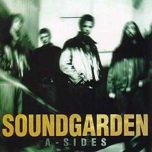Soundgarden a-sides cover