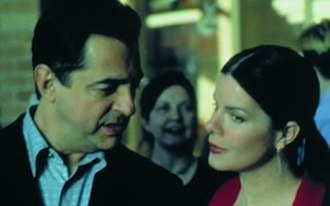 Spenser (character) - Joe Mantegna and Marcia Gay Harden in the A&E Spenser TV Movies