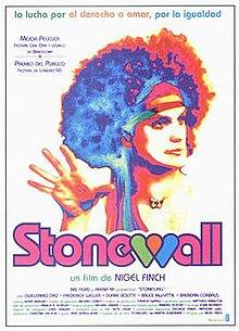 Risultati immagini per stonewall film 1995